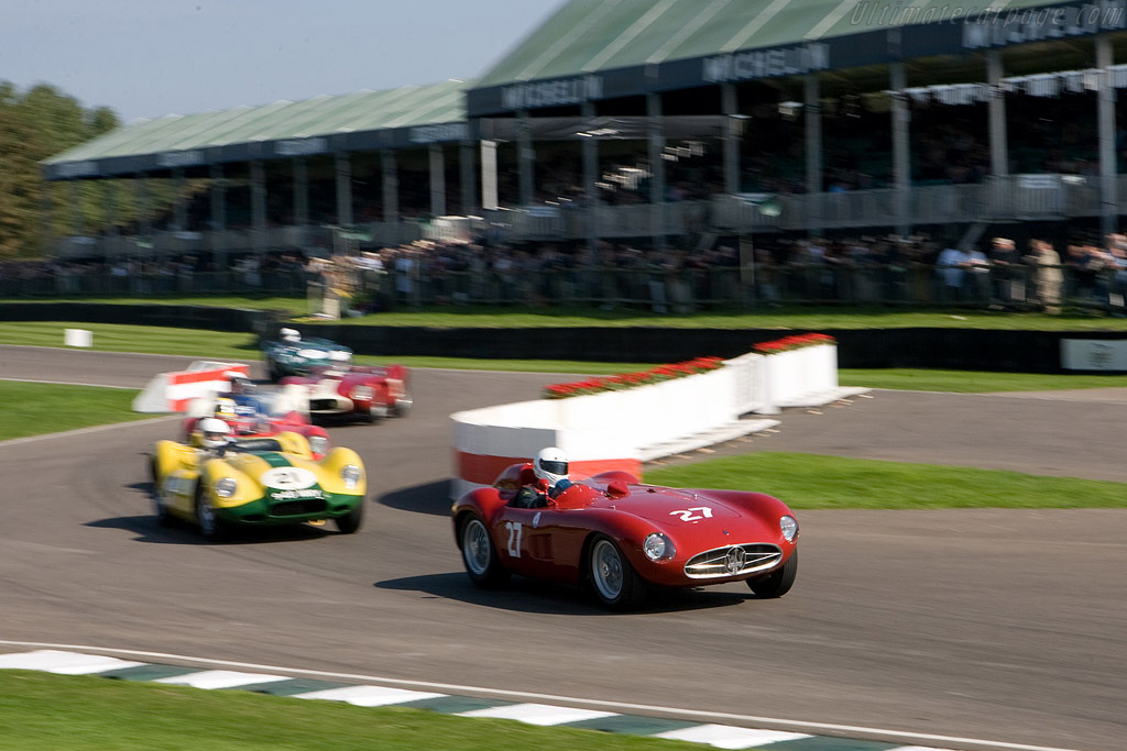 Maserati 300S - Chassis: 3053   - 2008 Goodwood Revival