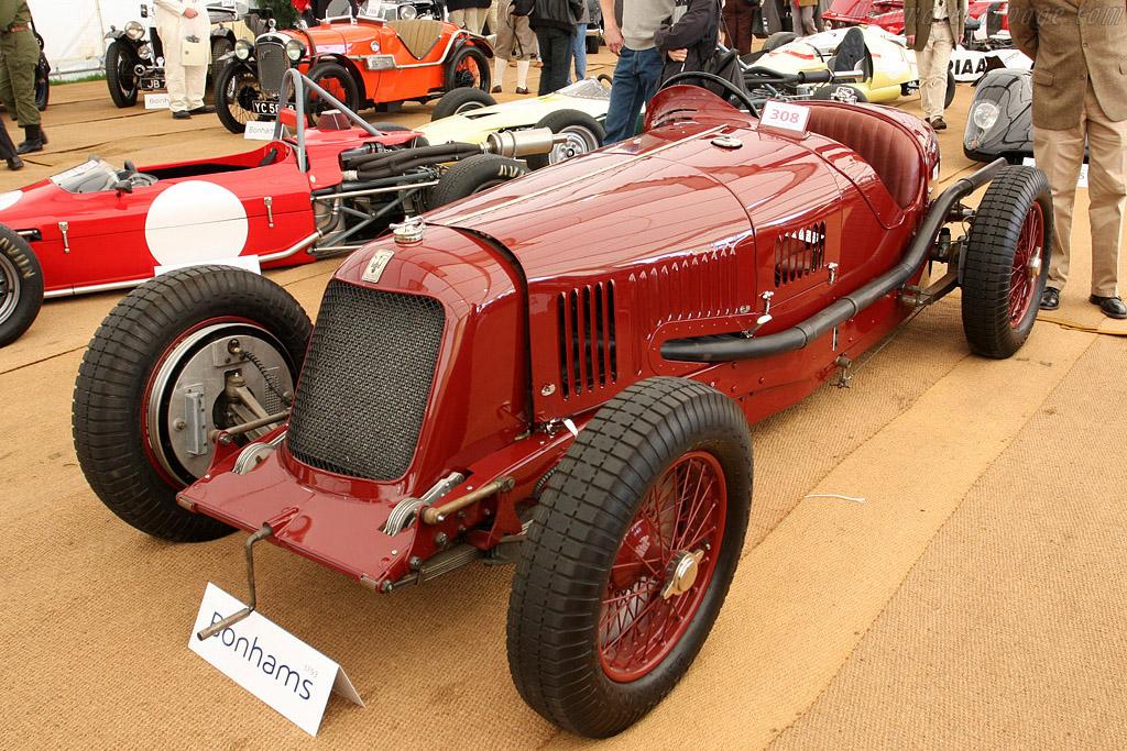 Maserati 8C-2800 Reconstruction    - 2008 Goodwood Revival