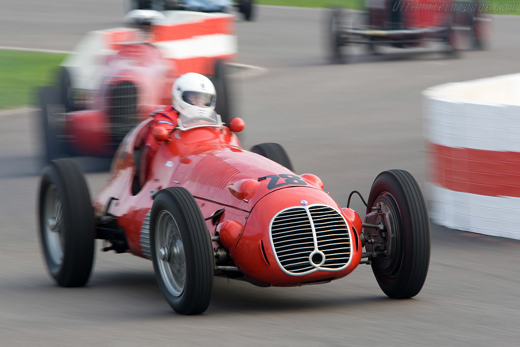 Maserati 8CLT - Chassis: 3036   - 2008 Goodwood Revival