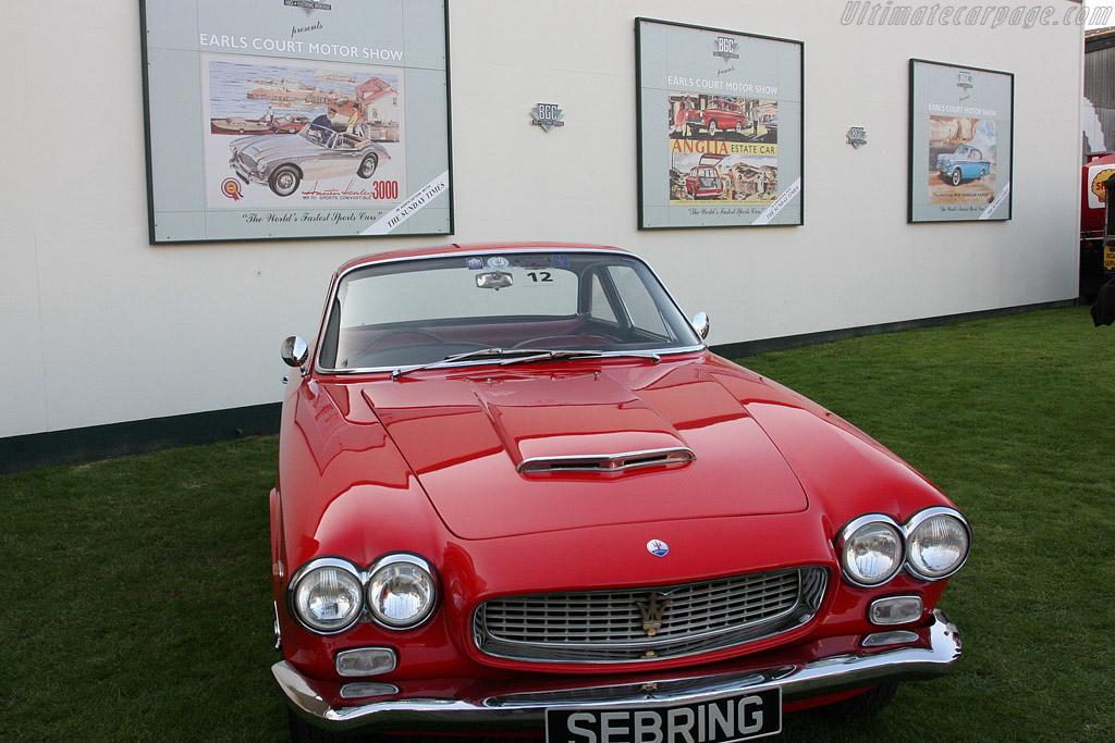 Maserati Sebring    - 2008 Goodwood Revival