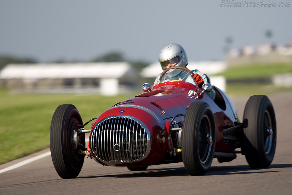 OSCA G4500 - Chassis: 45G-01   - 2008 Goodwood Revival