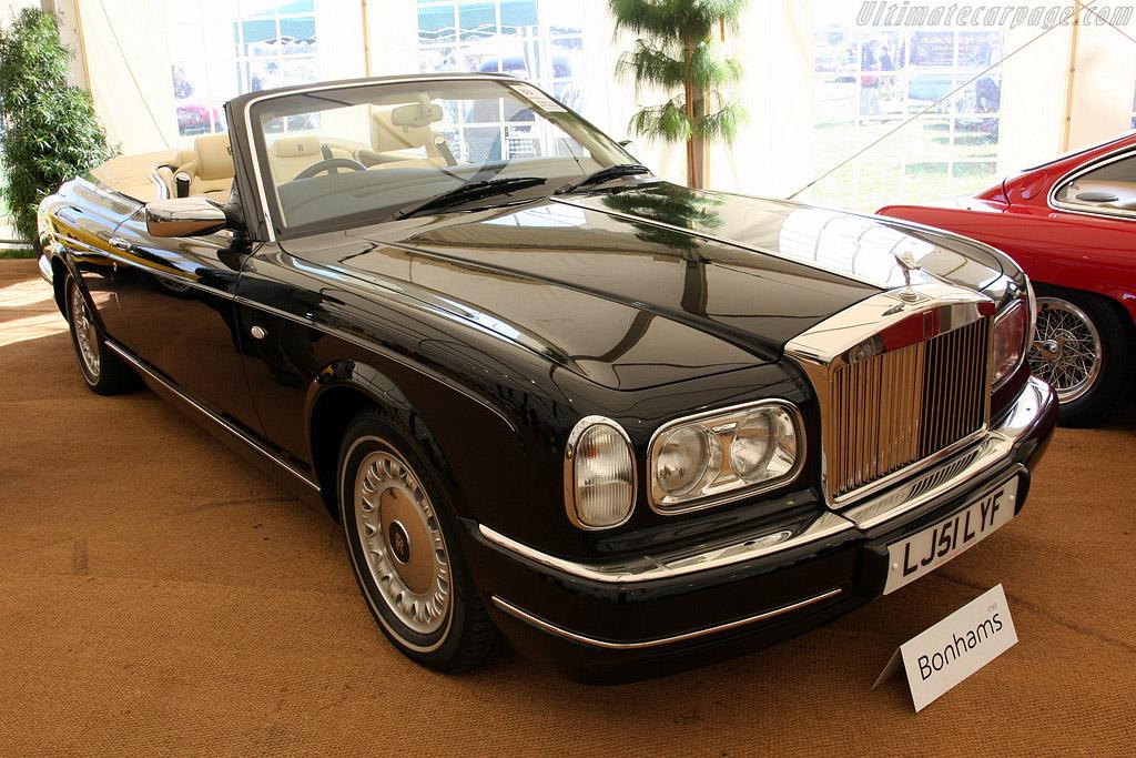 Rolls-Royce Corniche    - 2008 Goodwood Revival