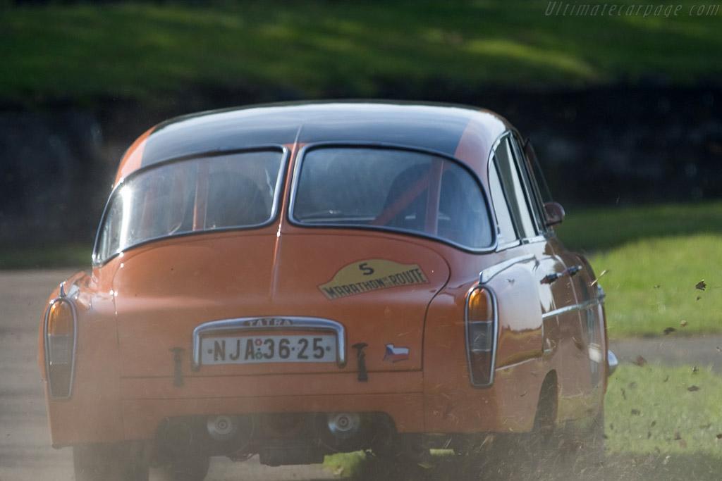 Tatra T603    - 2008 Goodwood Revival