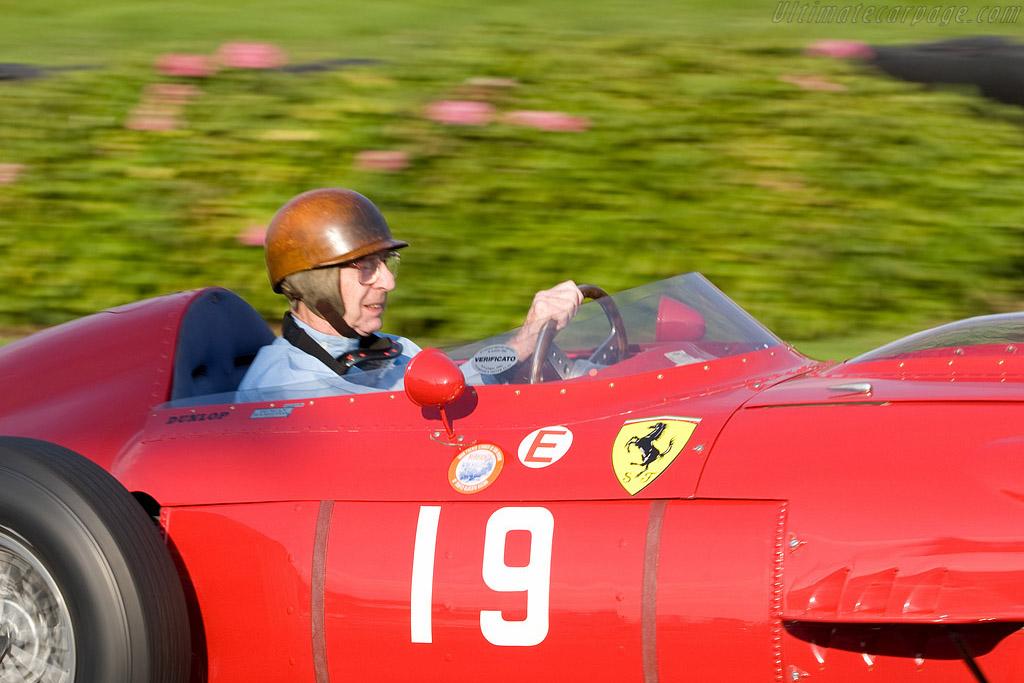 Tony Brooks, 'The Racing Dentist'    - 2008 Goodwood Revival