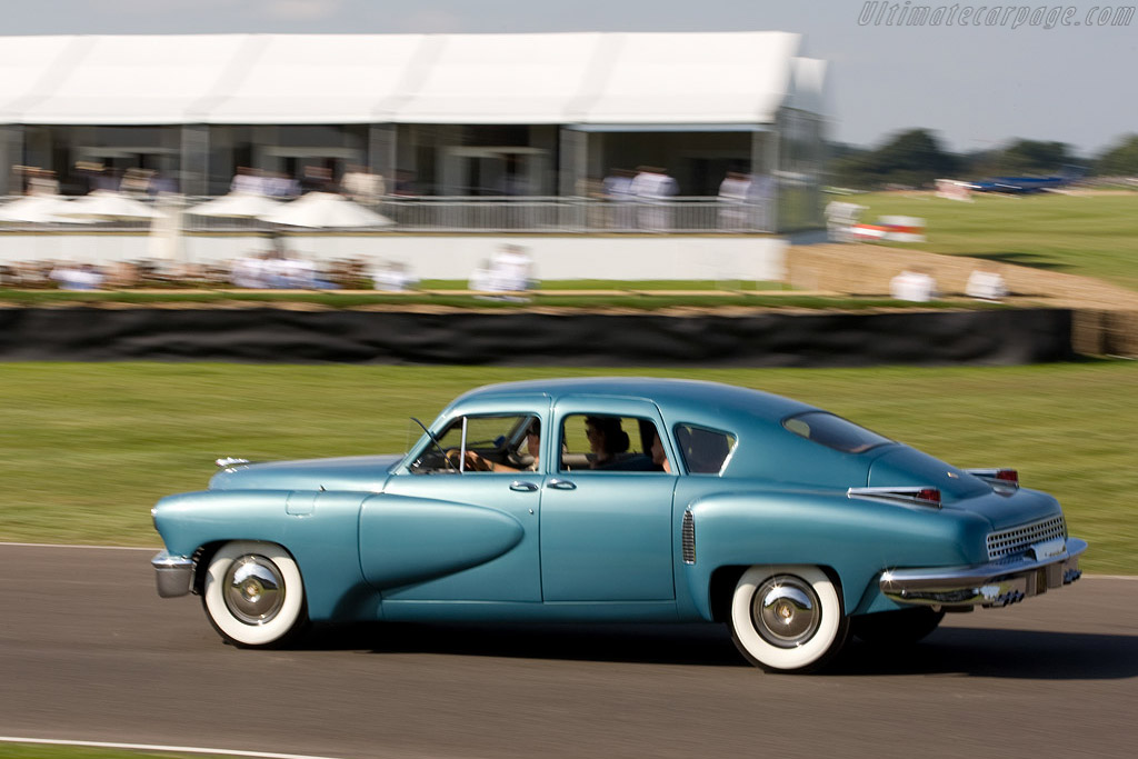 Tucker Torpedo - Chassis: 1049   - 2008 Goodwood Revival