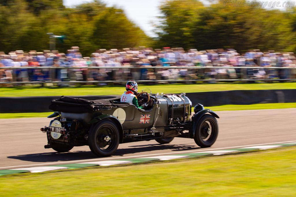 Bentley 4.5 Litre - Chassis: KM3092 - Entrant: Gavin Henderson - Driver: Rory Henderson - 2019 Goodwood Revival