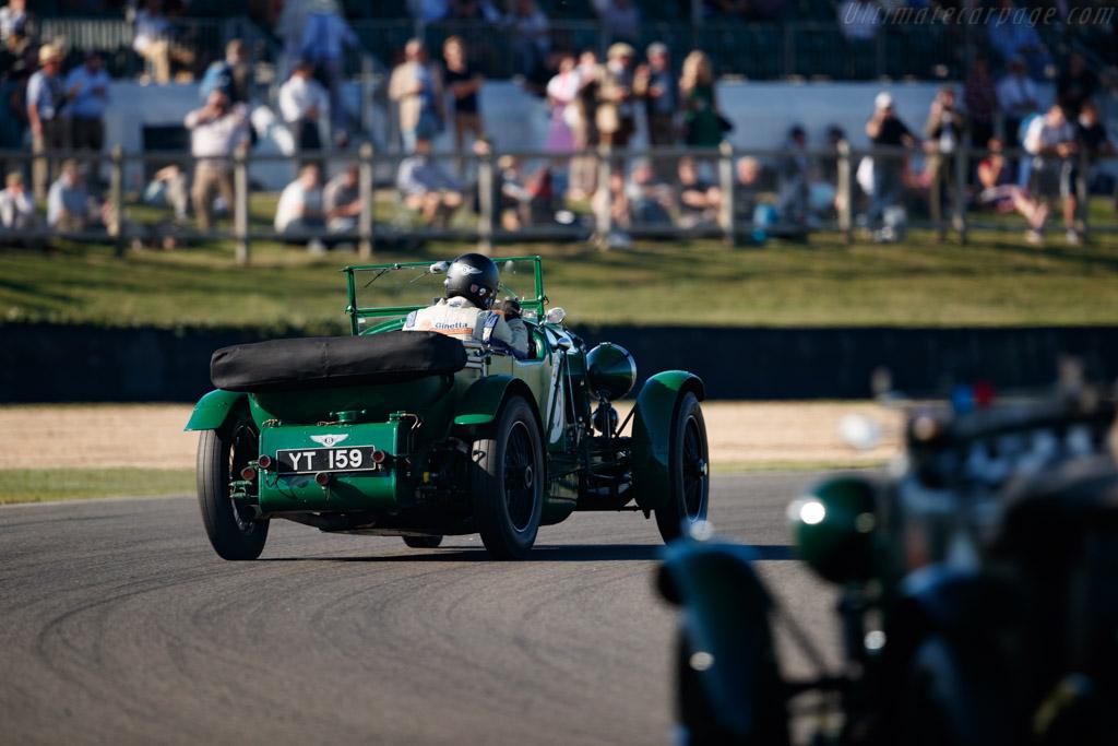 Bentley 4.5 Litre Le Mans - Chassis: PB3536 - Entrant / Driver Julian Grimwade - 2019 Goodwood Revival
