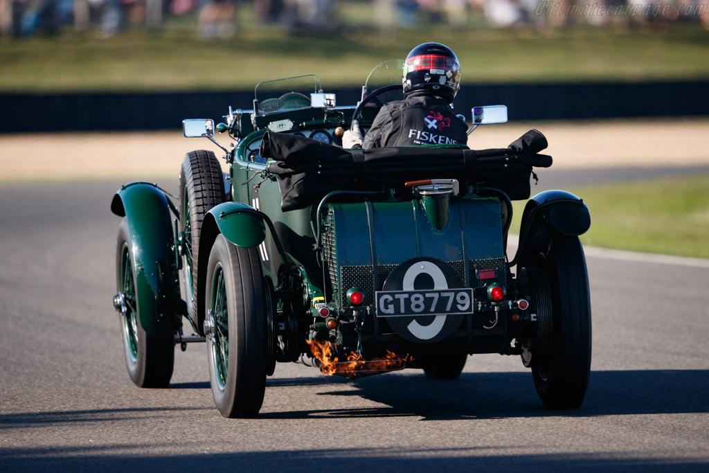 Bentley 4.5 Litre Supercharged - Chassis: XT3631 - Entrant: Neil Davies - Driver: Gregor Fisken - 2019 Goodwood Revival