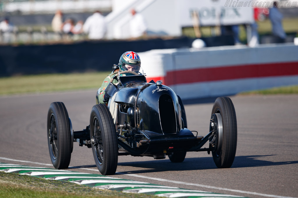 Bentley Pacey Hassan Special  - Entrant: Andreas Pohl - Driver: William Medcalf - 2019 Goodwood Revival