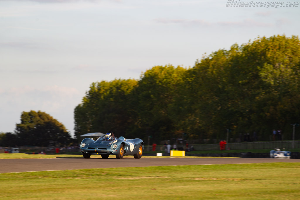 Bizzarrini P538  - Entrant: N. Gatehouse/ S. Tsui - Driver: Will Nuthall - 2019 Goodwood Revival