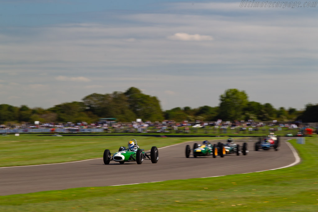 Brabham BT11 - Chassis: F1-5-64 - Entrant / Driver Charles Nearburg - 2019 Goodwood Revival