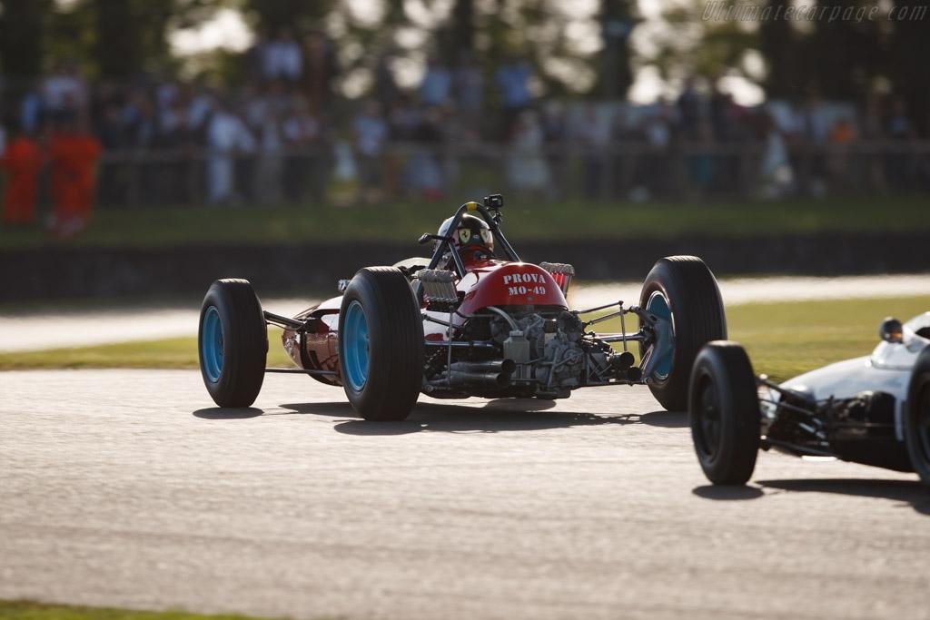 Ferrari 1512 F1 - Chassis: 0008 - Entrant: Lawrence Auriana - Driver: Joe Colasacco - 2019 Goodwood Revival