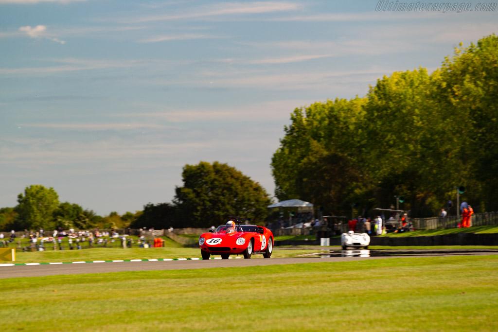 Ferrari 246S Dino - Chassis: 0784 - Entrant: Tim Samways - Driver: Sam Hancock - 2019 Goodwood Revival