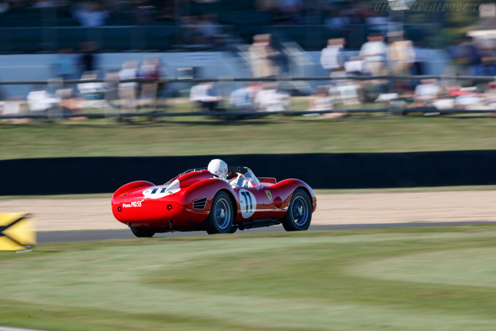 Ferrari 250 TR59 - Chassis: 0774TR - Driver: William 'Chip' Connor - 2019 Goodwood Revival