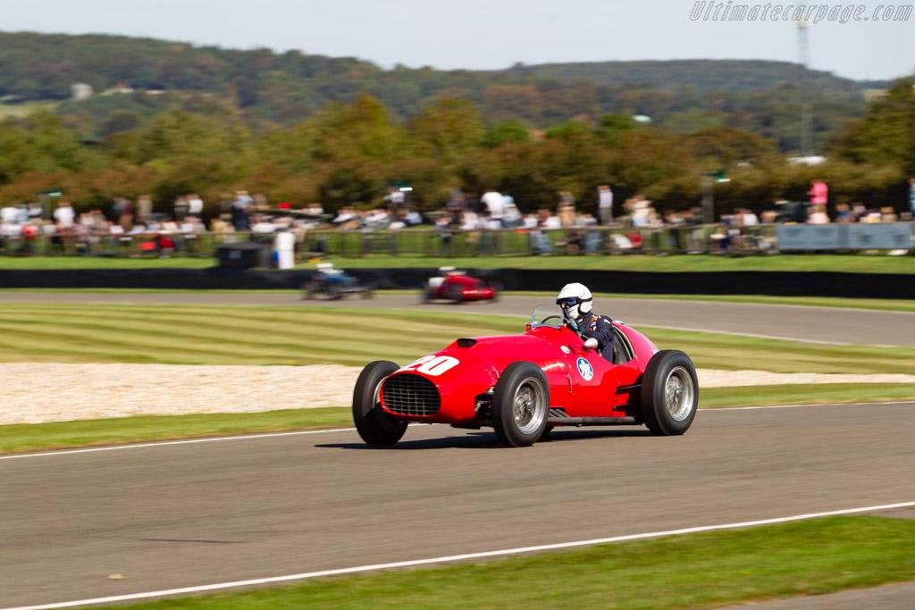 Ferrari 340 F1 - Chassis: 125-C-04 - Entrant: Olav Glasius - Driver: Alexander van der Lof - 2019 Goodwood Revival