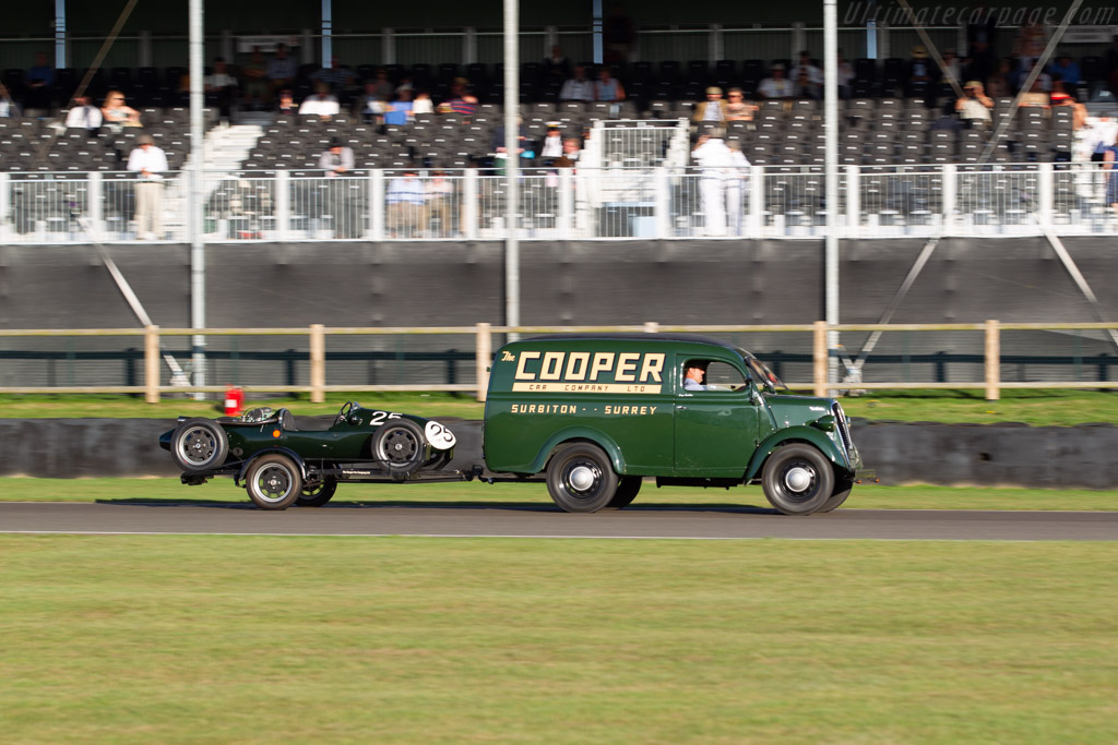 Ford E83W   - 2019 Goodwood Revival