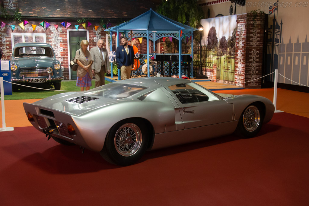 Ford GT40   - 2019 Goodwood Revival