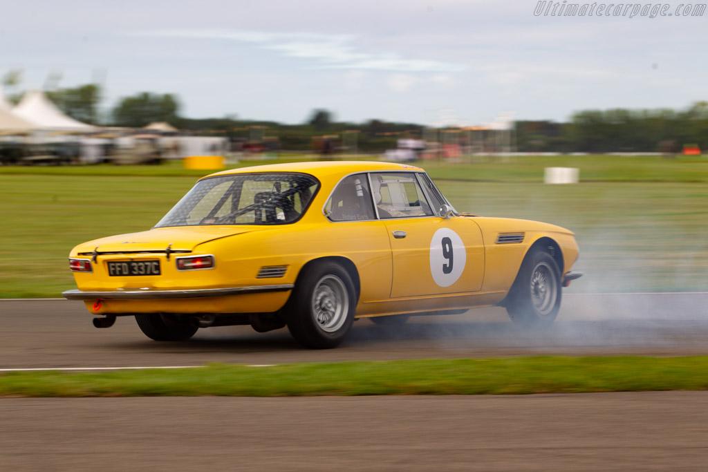 Iso Rivolta GT  - Entrant / Driver Richard Evans - 2019 Goodwood Revival