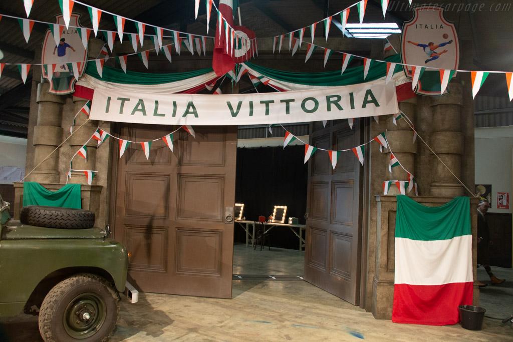 Italian Job Recreation   - 2019 Goodwood Revival