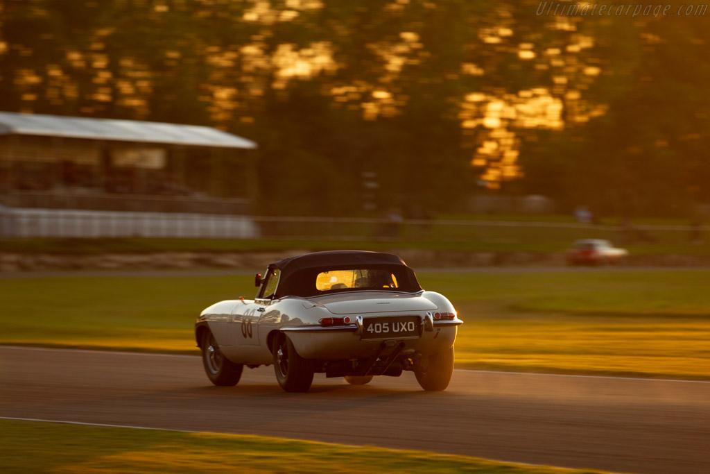 Jaguar E-Type - Chassis: 875511 - Entrant: Michael Cowdray - Driver: Sam Hancock / Ludovic Lindsay - 2019 Goodwood Revival
