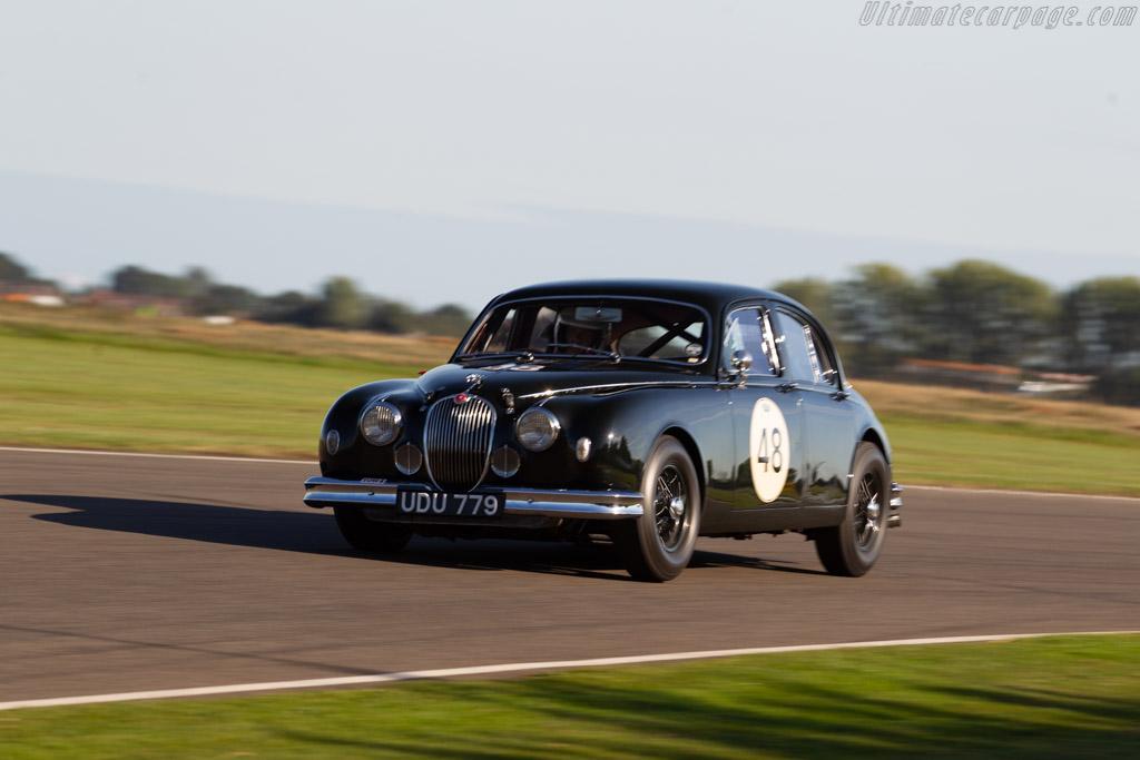 Jaguar Mk1 - Chassis: 907646 - Entrant: Richard Butterfield - Driver: Stuart Graham / Richard Butterfield - 2019 Goodwood Revival