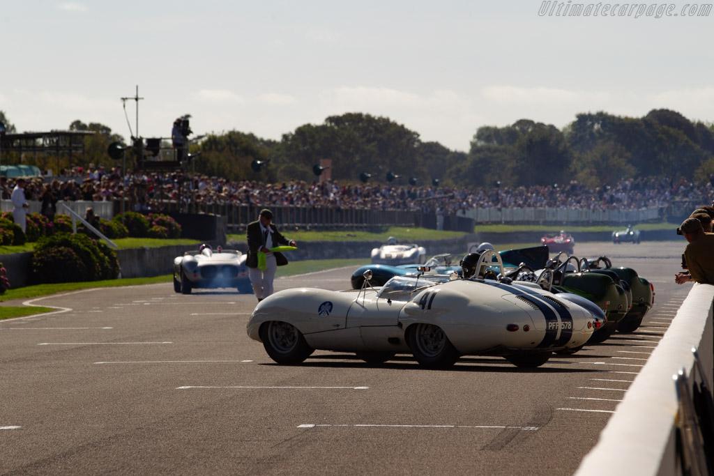 Lister Costin Jaguar - Chassis: BHL 122 - Entrant: Kurt Engelhorn - 2019 Goodwood Revival