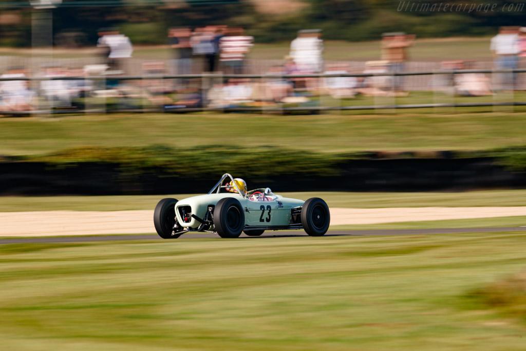 Lotus 18 - Chassis: 917 - Entrant / Driver Andrea Stortoni - 2019 Goodwood Revival