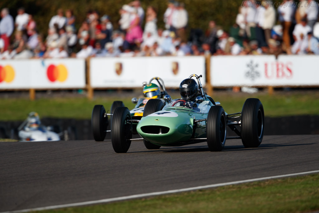 Lotus 24 - Chassis: 944 - Entrant / Driver Andrew Beaumont - 2019 Goodwood Revival
