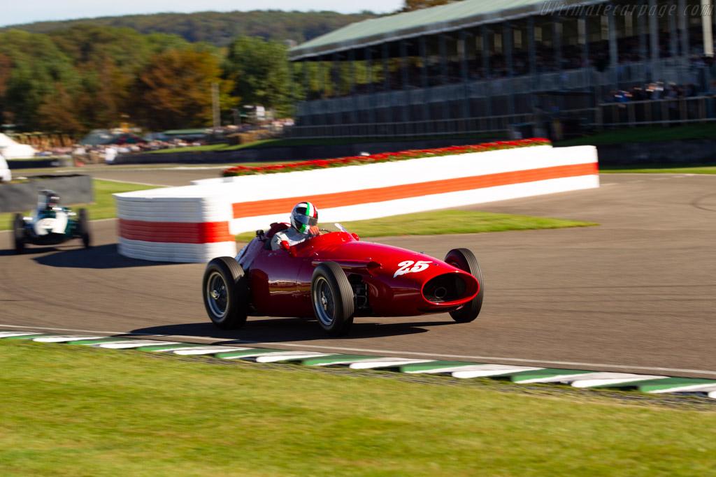 Maserati 250F - Chassis: 2532 - Entrant / Driver Marino Franchitti - 2019 Goodwood Revival