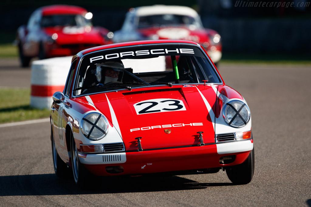 Porsche 911  - Entrant / Driver James Toye - 2019 Goodwood Revival