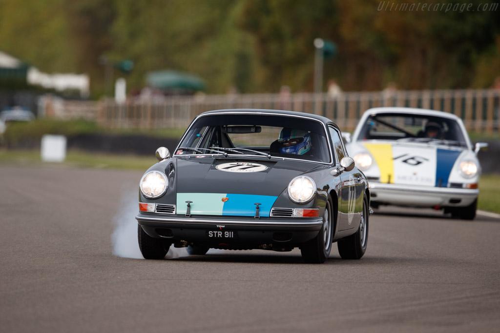Porsche 911  - Entrant / Driver Mark Sumpter - 2019 Goodwood Revival