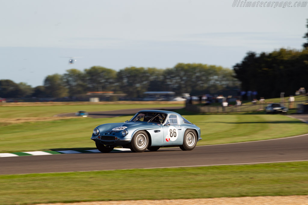 TVR Griffith 400  - Entrant: Mike Whittaker - Driver: Mike Whittaker / Mike Jordan - 2019 Goodwood Revival