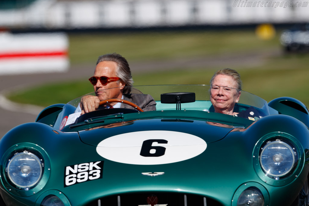 The Duke of Richmond and Lady Susie Moss   - 2019 Goodwood Revival