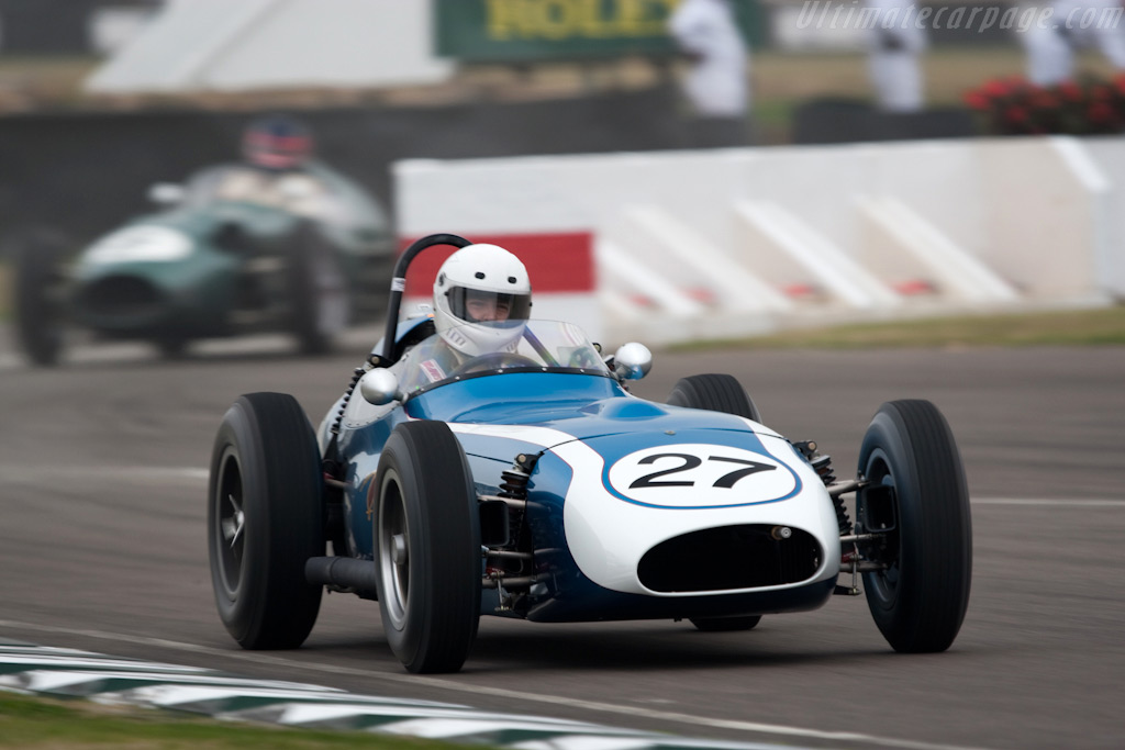 Race Car Trophy >> Scarab F1 Offenhauser - 2009 Goodwood Revival