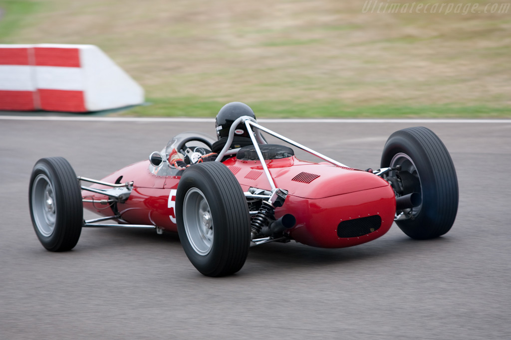 ATS Tipo 100 - Chassis: 100-01   - 2009 Goodwood Revival