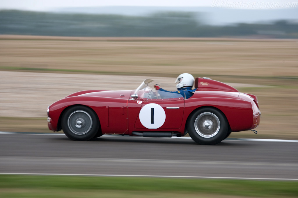 Alfa Romeo 6C 3000 PR    - 2009 Goodwood Revival
