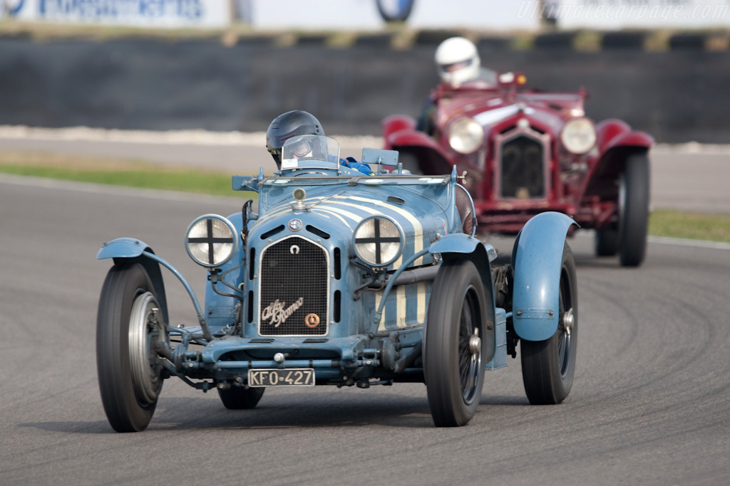 Alfa Romeo 8C 2300 Monza - Chassis: 2211077   - 2009 Goodwood Revival