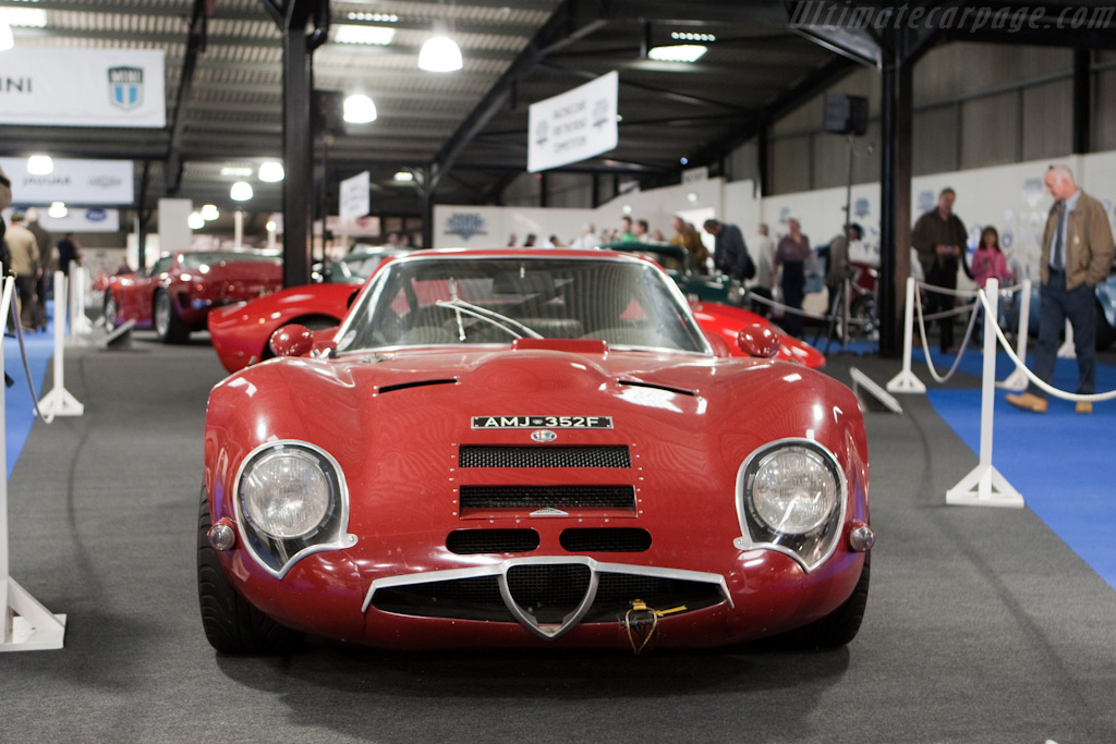 Alfa Romeo TZ2 - Chassis: AR750117   - 2009 Goodwood Revival