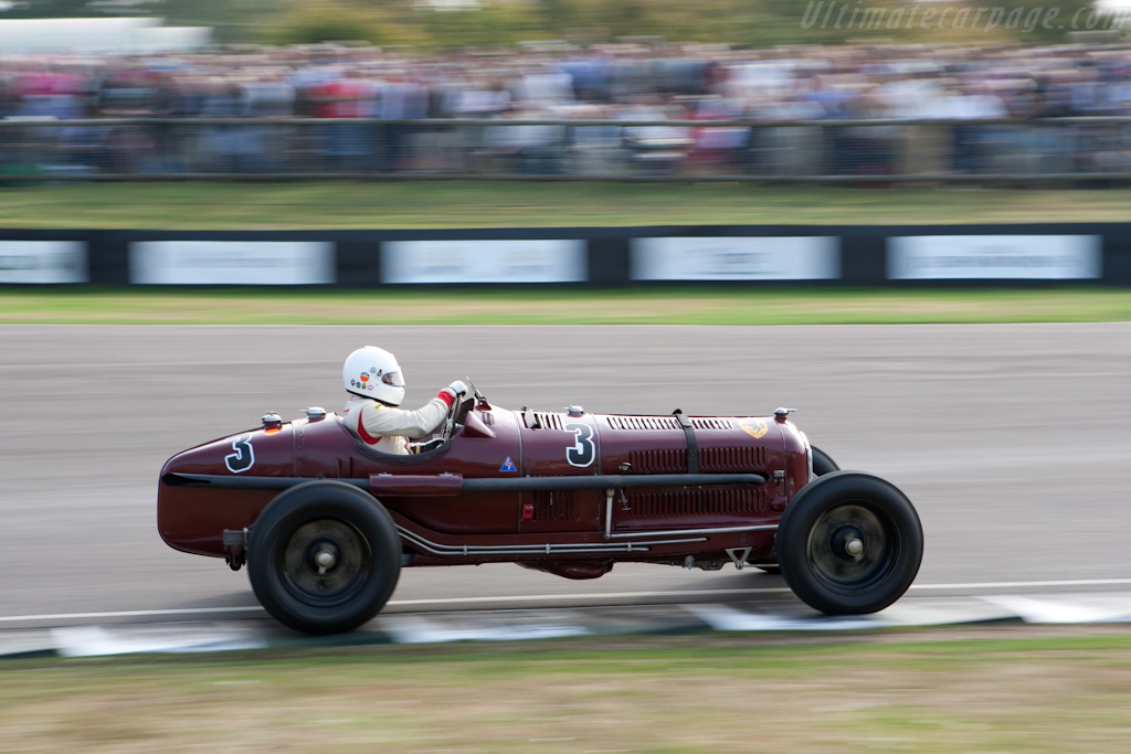 Alfa Romeo Tipo B P3 - Chassis: 50003   - 2009 Goodwood Revival