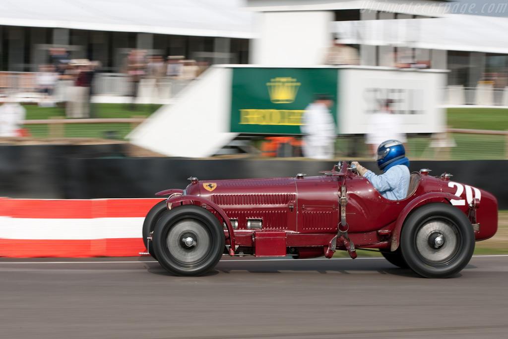 Alfa Romeo Tipo B P3 Biposti - Chassis: 5001   - 2009 Goodwood Revival
