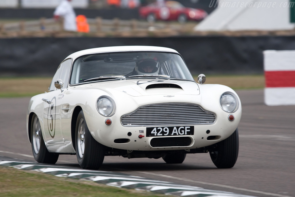 Aston Martin DB4 GT - Chassis: DB4GT/0133/L   - 2009 Goodwood Revival