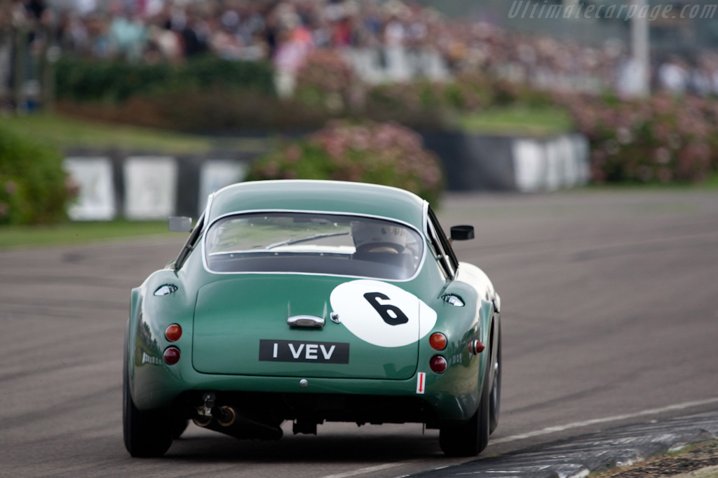 Aston Martin DB4 GT Zagato - Chassis: DB4GT/0182/R   - 2009 Goodwood Revival
