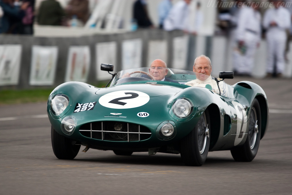Aston Martin DBR1 - Chassis: DBR1/2 - Entrant: Harry Leventis  - 2009 Goodwood Revival