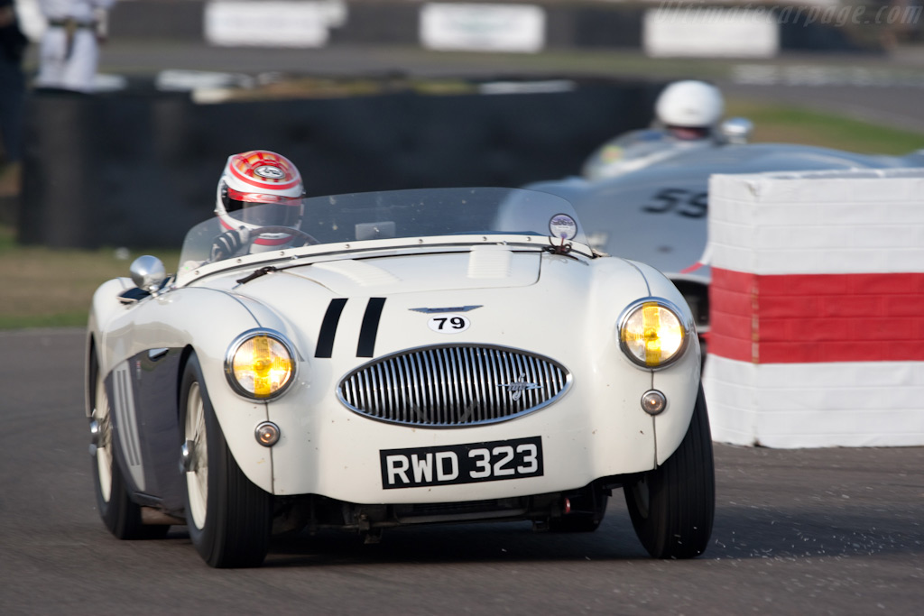 Austin Healey 100 S - Chassis: AHS 3704   - 2009 Goodwood Revival