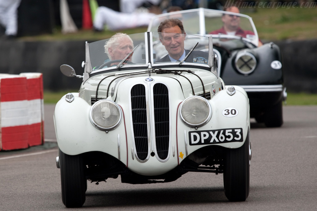 BMW 328 - Chassis: 85091   - 2009 Goodwood Revival