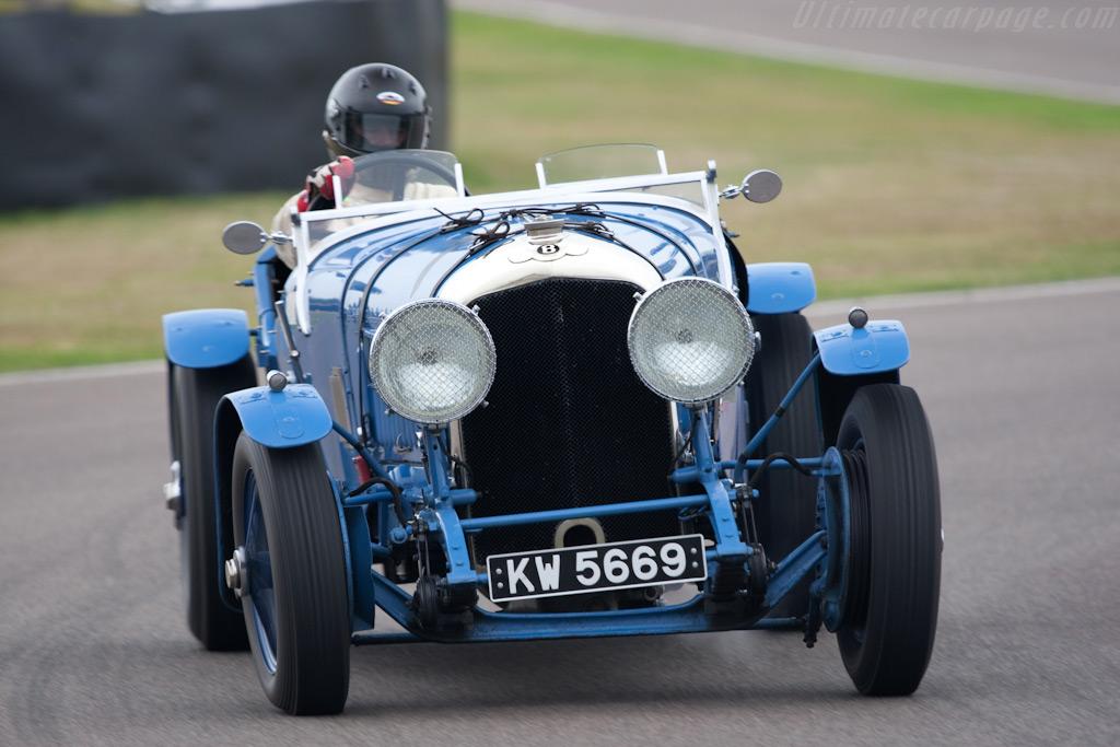 Bentley 4 1/2 Litre    - 2009 Goodwood Revival