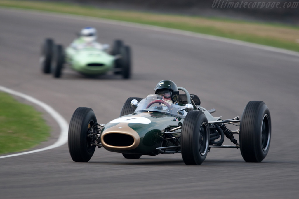 Brabham BT7 Climax - Chassis: F1-1-63   - 2009 Goodwood Revival