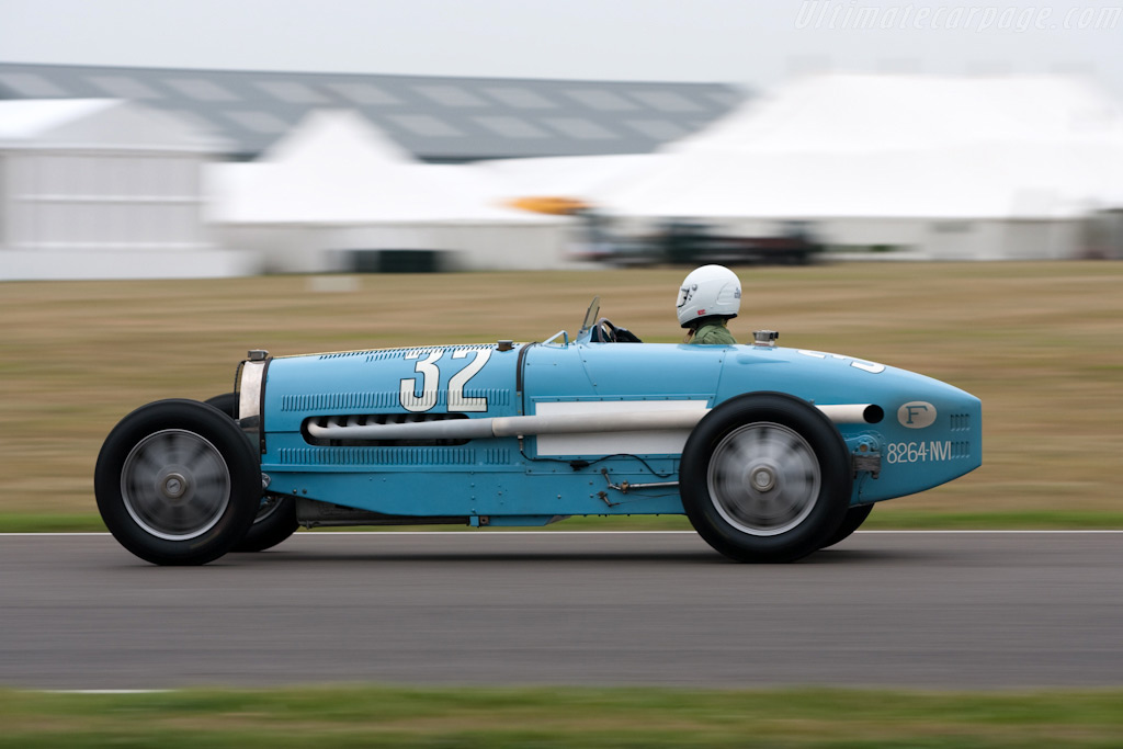 Bugatti Type 54 - Chassis: 54210   - 2009 Goodwood Revival