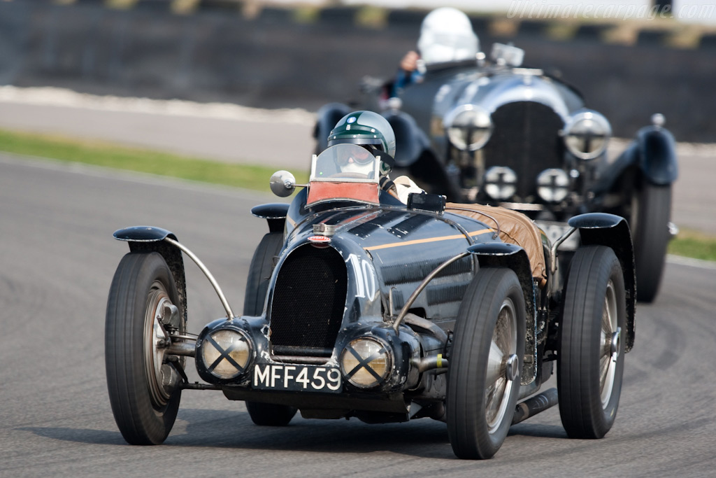 Bugatti Type 59 Sports - Chassis: 57248   - 2009 Goodwood Revival