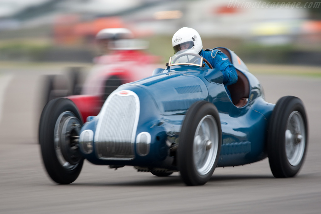 Bugatti Type 73C - Chassis: 73C005   - 2009 Goodwood Revival